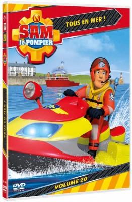 "Afficher ""Sam le pompier n° 20 Tous en mer !"""