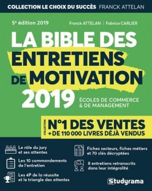"""Afficher """"La bible des entretiens de motivation et de personnalité"""""""