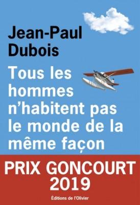 vignette de 'Tous les hommes n'habitent pas le monde de la même façon (Dubois, Jean-Paul)'