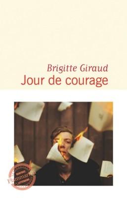 vignette de 'Jour de courage (Brigitte Giraud)'