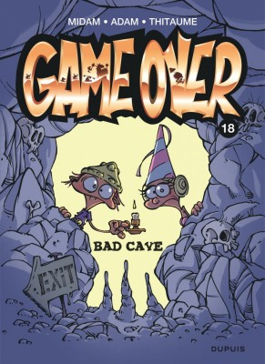 "Afficher ""Game over n° 18 Bad cave"""