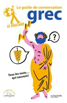 "Afficher ""Grec - le guide de conversation du routard"""