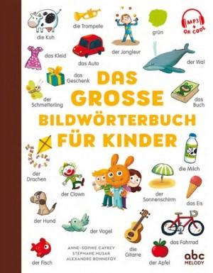 """Afficher """"Das grosse Bildwörterbuch für Kinder"""""""