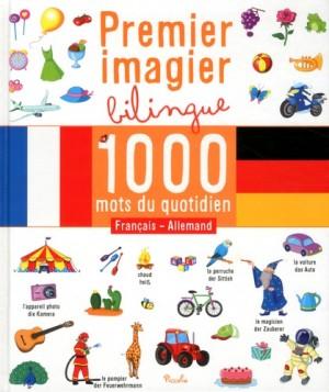 """Afficher """"Premier imagier bilingue/francais-allemand"""""""