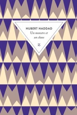vignette de 'Un monstre et un chaos (Hubert Haddad)'