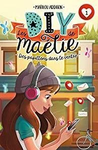 """Afficher """"Les DIY de Maélie n° 1Des papillons dans le ventre"""""""