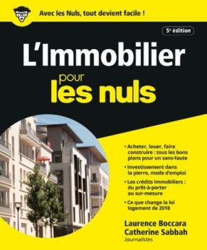 """Afficher """"L'immobilier pour les nuls"""""""
