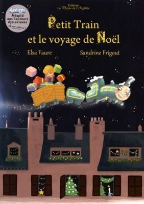 Couverture de Petit train et le voyage de Noël