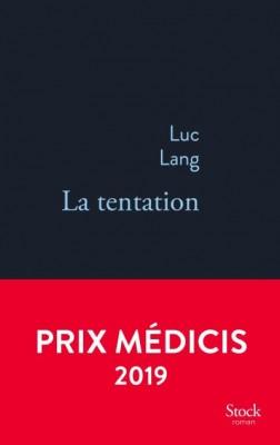 vignette de 'La tentation (Luc Lang)'