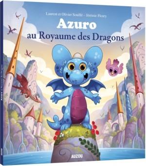 "Afficher ""Azuro au royaume des dragons"""