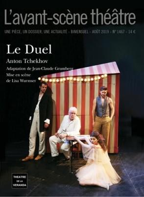 """Afficher """"Avant-scène Théâtre Le duel"""""""