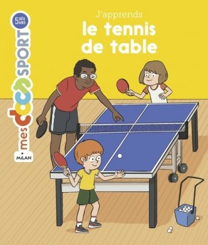 "Afficher ""J'apprends le tennis de table"""