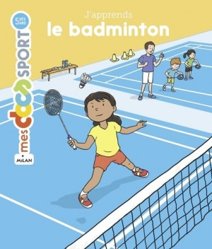 "Afficher ""J'apprends le badminton"""