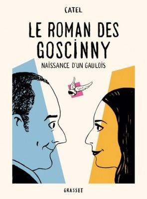 """Afficher """"Le roman des Goscinny"""""""