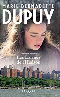 """Afficher """"L'orpheline de Manhattan n° 3 Les larmes de l'Hudson"""""""
