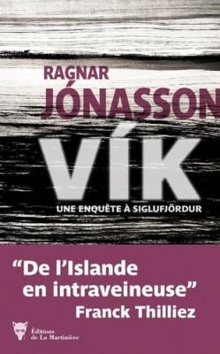 vignette de 'Vik (Ragnar Jonasson)'