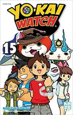 "Afficher ""Yo-kai watch n° 15"""