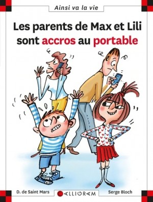 """Afficher """"Max et Lili n° 121 Les parents de Max et Lili sont accros au portable"""""""
