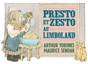 """Afficher """"Presto et Zesto au Limboland"""""""