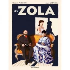 vignette de 'Les Zola (Méliane Marcaggi)'
