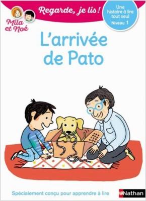 """Afficher """"Regarde, je lis ! L'arrivée de Pato"""""""