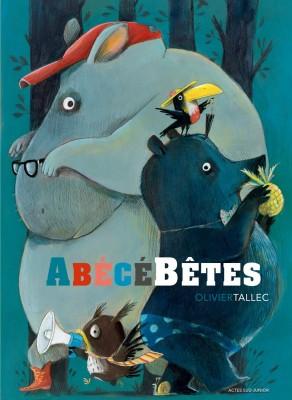 vignette de 'AbécéBêtes (Olivier Tallec)'