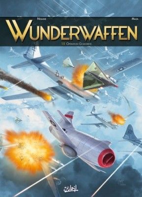 """Afficher """"Wunderwaffen n° 15 Wunderwaffen."""""""