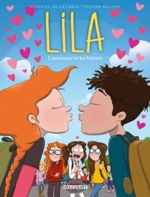 """Afficher """"Lila (l'adolescence) n° 4 L'amouuur et les baisers"""""""