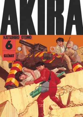"Afficher ""Akira (Noir et Blanc) Edition Originale n° 6 Akira"""