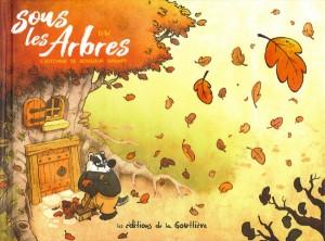 """Afficher """"Sous les arbres n° 1 L'automne de Monsieur Grumpf"""""""