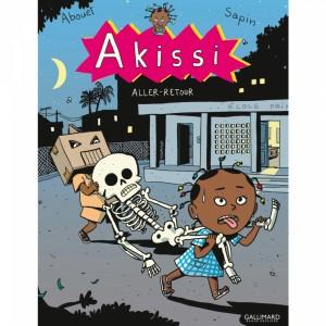 "Afficher ""Akissi n° 09 Aller-retour"""