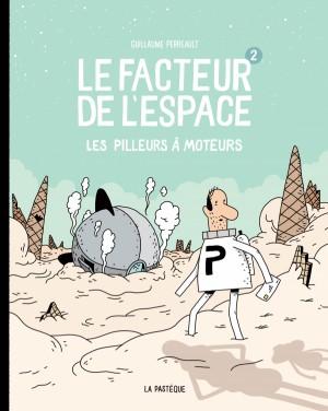 """Afficher """"Le facteur de l'espace."""""""