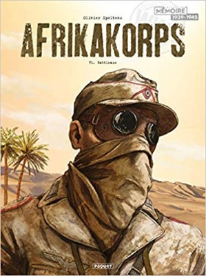 "Afficher ""Afrikakorps n° 1 Battleaxe"""