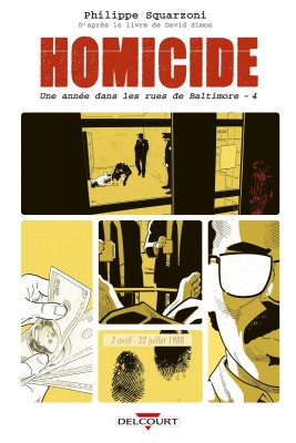 """Afficher """"Homicide n° 4 2 avril - 22 juillet 1988"""""""