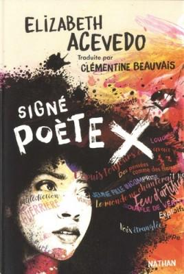 """Afficher """"Signé poète X"""""""