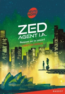 "Afficher ""Zed, agent I.A."""
