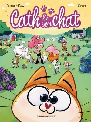"Afficher ""Cath & son chat n° 9"""