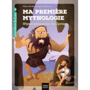 "Afficher ""Ma première mythologie n° 7 Ulysse prisonnier du cyclope"""