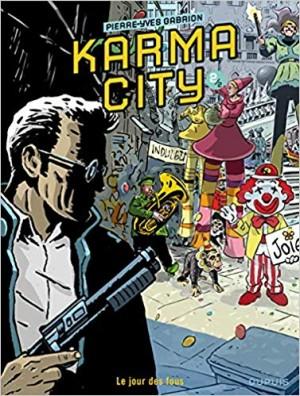 """Afficher """"Karma City n° 2 Le jour des fous"""""""