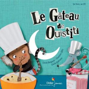 """Afficher """"Les contes de la petite souris Le Gâteau de Ouistiti"""""""