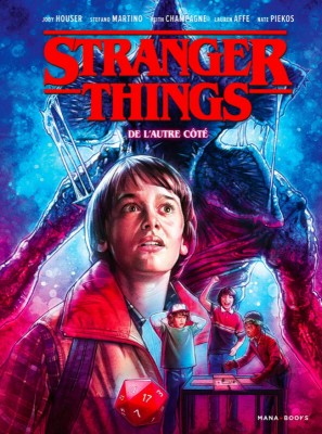"Afficher ""Stranger things."""