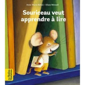 """Afficher """"Souriceau veut apprendre à lire"""""""