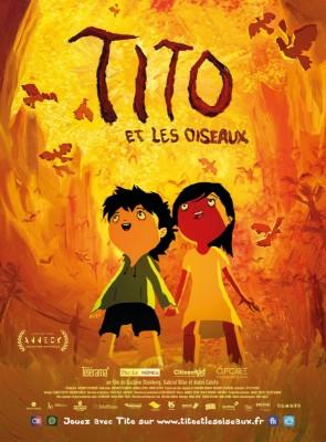 vignette de 'Tito et les oiseaux (Gustavo Steinberg)'