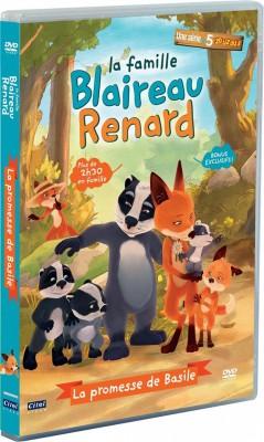 """Afficher """"Famille Blaireau Renard (La)"""""""