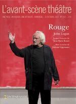 """Afficher """"Avant-scène Théâtre Rouge"""""""