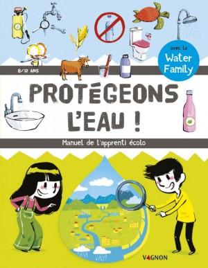 """Afficher """"Protégeons l'eau !"""""""