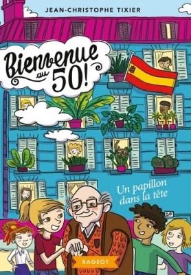 """Afficher """"Bienvenue au 50 n° 5 Un Papillon dans la tête"""""""