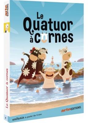 """Afficher """"Quatuor à cornes (Le)"""""""
