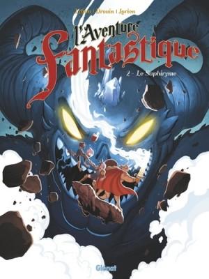 """Afficher """"L'Aventure fantastique n° 2 Le Saphiryme"""""""