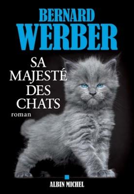 vignette de 'Sa majesté des chats (Bernard Werber)'